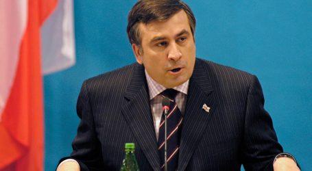 Ουκρανία: Τελεσίγραφο στον πρώην Πρόεδρο της Γεωργίας να παραδοθεί