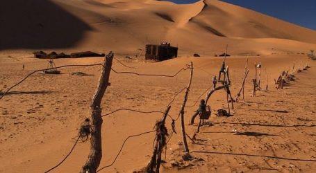 Η Σαχάρα εξαπλώνει τα αμμώδη σύνορά της