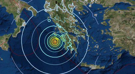 Σε κατάσταση έκτακτης ανάγκης η Ζάκυνθος λόγω του σεισμού