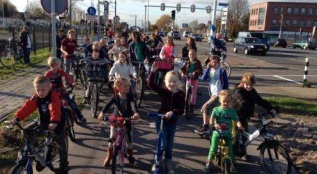 Κυκλοφοριακό έμφραγμα στους ολλανδικούς ποδηλατοδρόμους