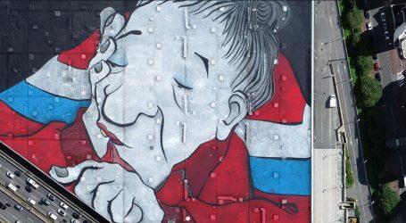 Το μεγαλύτερο street art έργο στον κόσμο, καλύπτει 25.000 τ.μ (pics)