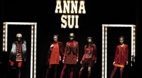 Έκθεση αφιερωμένη στην Anna Sui στο MAD της Νέας Υόρκης