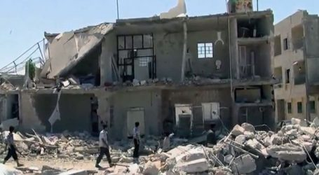 Συρία: Νεκροί 12 άμαχοι από βομβαρδισμό Αμερικανών κατά του ISIS