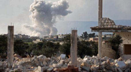 Αμερικανικές αεροπορικές επιθέσεις στην Ιντλίμπ αναφέρει η Ρωσία