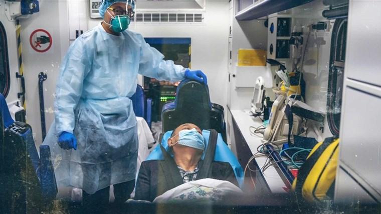 Κοροναϊός: Ο δήμαρχος της Ουχάν αναμένει άλλα 1.000 κρούσματα του ιού στην πόλη