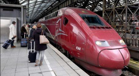 Βέλγιο | Καύσωνας: Η σιδηροδρομική εταιρεία Thalys αναστέλλει τα δρομολόγιά της σε όλες τις γραμμές της