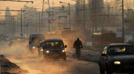 Βουλγαρία: Η ατμοσφαιρική ρύπανση η τρίτη πιο συχνή αιτία θανάτου