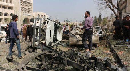 Συρία-Ιντλίμπ: 28 νεκροί από έκρηξη παγιδευμένου αυτοκινήτου
