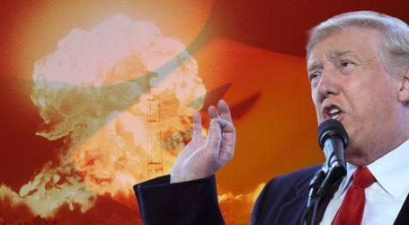 Τραμπ: Ανακοίνωσε την πρόθεση να αναπτύξει το πυρηνικό οπλοστάσιο των ΗΠΑ κατά Ρωσίας-Κίνας