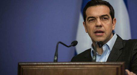 Τσίπρας στο ευρωκοινοβούλιο: Η Ελλάδα τα κατάφερε