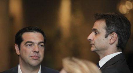 Πρόσκληση του ΣΥΡΙΖΑ για τηλεοπτικό ντιμπέιτ Αλ. Τσίπρα και Κυρ. Μητσοτάκη