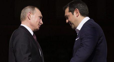 Κατρούγκαλος: Οι συναντήσεις Τσίπρα με Πούτιν και Μεντβέντεφ ωθούν τις ελληνο-ρωσικές σχέσεις