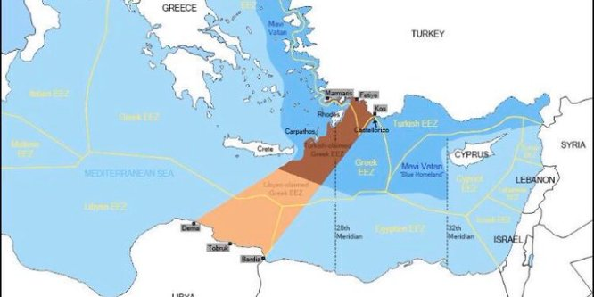 """Die Welt: """"Ζημιώνονται Ελλάδα και Κύπρος"""" στην κρίση της Λιβύης"""