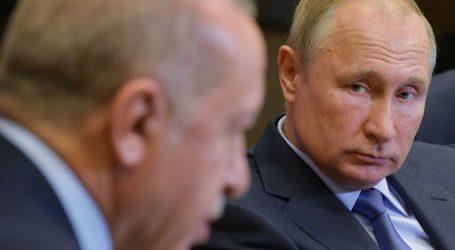 Ο Πούτιν εξευτέλισε τον Ερντογάν