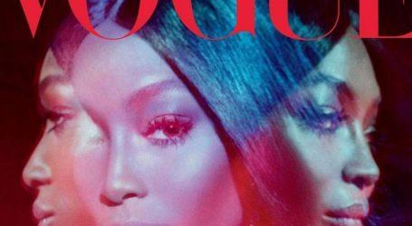 Σε δημοπρασία το εξώφυλλο του Vogue με τη Ναόμι Κάμπελ