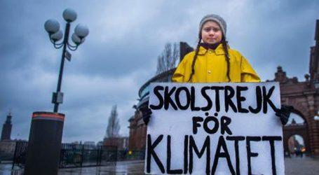 Γκρέτα Τούνμπεργκ: Η 16χρονη που κάθε Παρασκευή απεργεί για την κλιματική αλλαγή