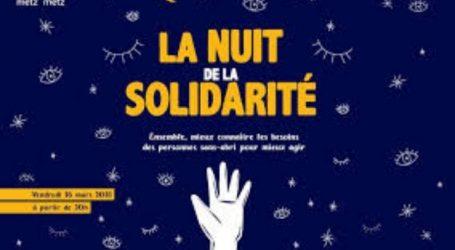 """Δεύτερη """"Νύχτα Αλληλεγγύης"""" στο Παρίσι"""