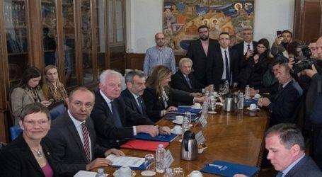 Σύσκεψη υπό την προεδρία του Π. Πικραμμένου για την ανέγερση του Μουσείου Ολοκαυτώματος