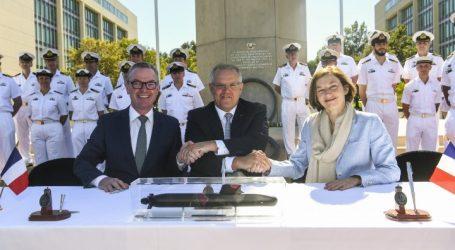 Συμφωνία Αυστραλίας και Γαλλίας για την κατασκευή 12 υποβρυχίων