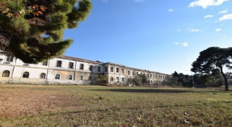 Δρομολογούνται οι διαδικασίες για τη δημιουργία Μουσείου Εθνικής Αντίστασης στο πρώην στρατόπεδο Π. Μελά
