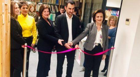 Χαρίτσης: Το άνοιγμα κάθε βιβλιοθήκης είναι μια νίκη κατά των fake news