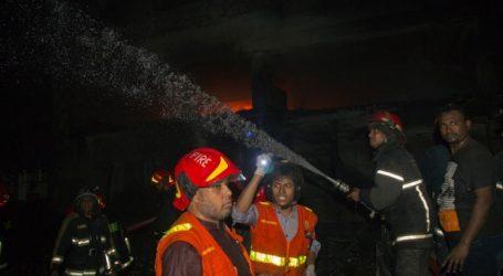 Μπανγκλαντές: Δεκάδες νεκροί από πυρκαγιά σε πολυκατοικία