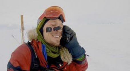 Ο πρώτος άνθρωπος που διέσχισε την Ανταρκτική με σκι