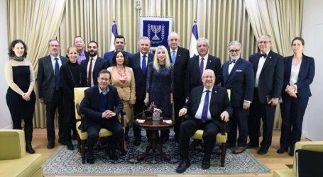 Ριβλίν: Το Ισραήλ, η Ελλάδα και η Κύπρος δεν είναι μόνο γείτονες αλλά και στρατηγικοί εταίροι