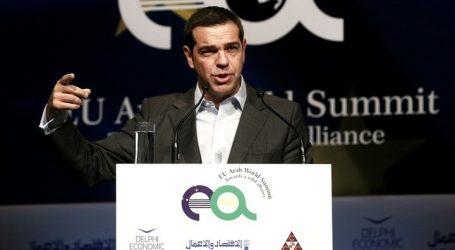 Ομιλία αύριο Αλ. Τσίπρα στην 3η Ευρωαραβική Σύνοδο