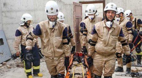 """Συρία: Οι Αμερικανοί σταματάνε τη χρηματοδότηση για τα """"Λευκά Κράνη"""""""
