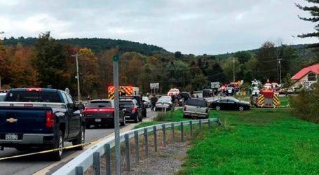 ΗΠΑ: 20 νεκροί σε αυτοκινητιστικό στη Νέα Υόρκη
