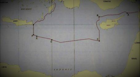 Ο χάρτης Τουρκίας – Λιβύης για την ΑΟΖ, σύμφωνα με Τούρκο διπλωμάτη – Νέες «βολές» Τσαβούσογλου